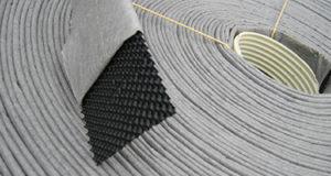 FastDrain, le drain mince, plat et performant pour un drainage de surface