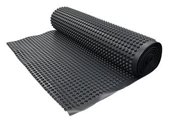 isoline 20 membrane de drainage pour radier béton