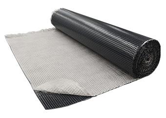 isoline G10 membrane drainante avec géotextile