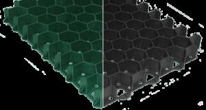 Dalle gazon avec une structure en nids d'abeilles RitterDal